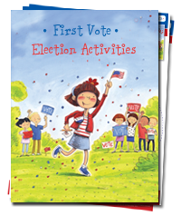 Amelia Bedelia's First Vote Election Activity Kit