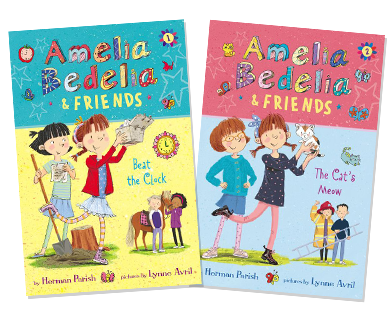 Amelia Bedelia is joined by her friends in this brand new chapter!
